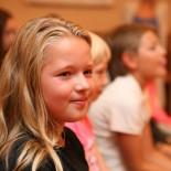 Отзыв спортсменки, пионерки и отличницы, Вице-Мисс лагеря «Зорничка» 2013 Анны Сафроновой.
