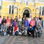 Поездка в Украину 6 — 13 октября 2013 года