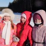 Лера о зимней Карелии 2015!!!
