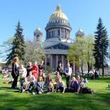 Отзыв о поездке в Санкт-Петербург в мае 2016 года.